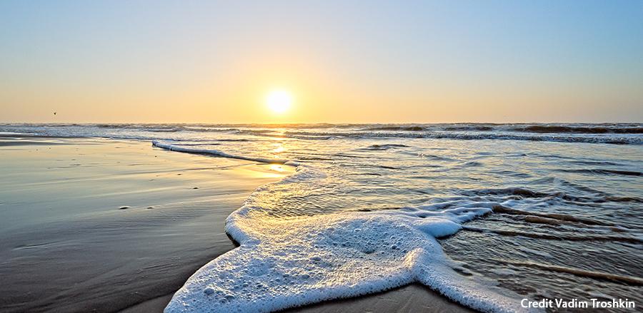 Galveston Beach Credit Vadim Troshkin