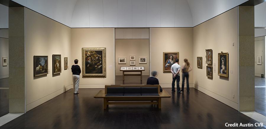 Museum Gallery Credit Austin CVB