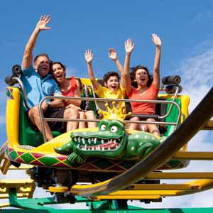 Credit Six Flags America