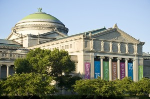 Museum of Science & Industry Exterior