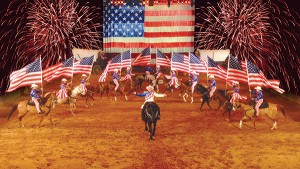 Dixie Stampede Finale