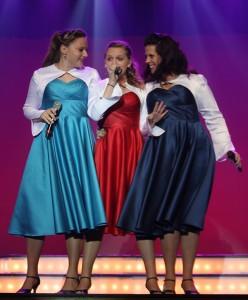 Dutton's Family Theater Girls Medley