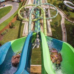 Water Country USA Water Slide