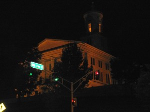 Ghost Tour Court House