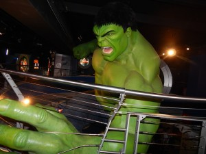 The Hulk Wax Museum Group Tours