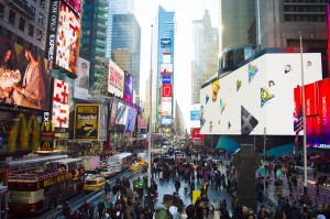 Times Square NYC Group Tours