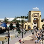 Universal Studio Entrance