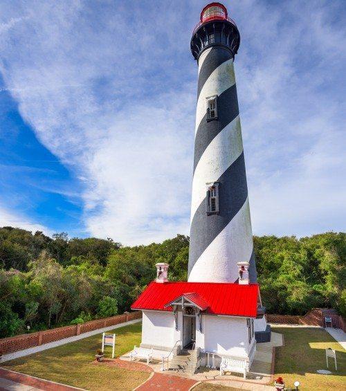 Oldest Lighthouse St. Augustine