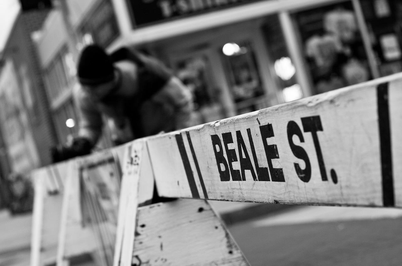 Beale Street Pixabay Public Domain