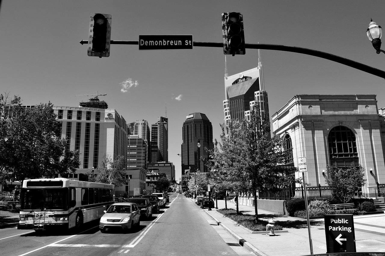 Nashville Cityscape Pixabay Public Domain
