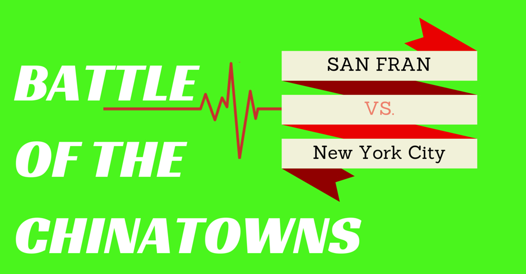 Battle of the Chinatowns