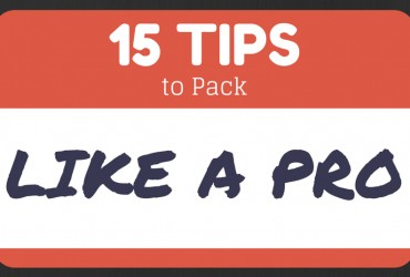 15 Tips to Pack like a Pro