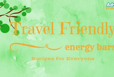 Travel Friendly Energy Bars: Recipes for Everyone