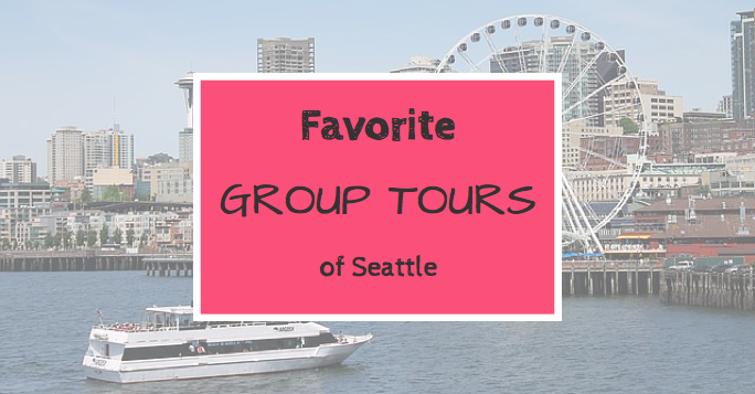 Favorite Group Tours of Seattle
