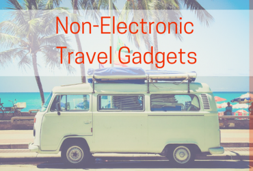 Non-Electronic Travel Gadgets