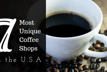 7 Most Unique Coffee Shops in the U.S.