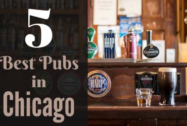 5 Best Pubs in Chicago