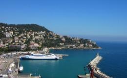Port of Nice, Cote d'Azur, France
