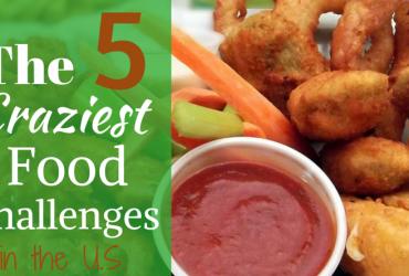 The 5 Craziest Food Challenges in the U.S.
