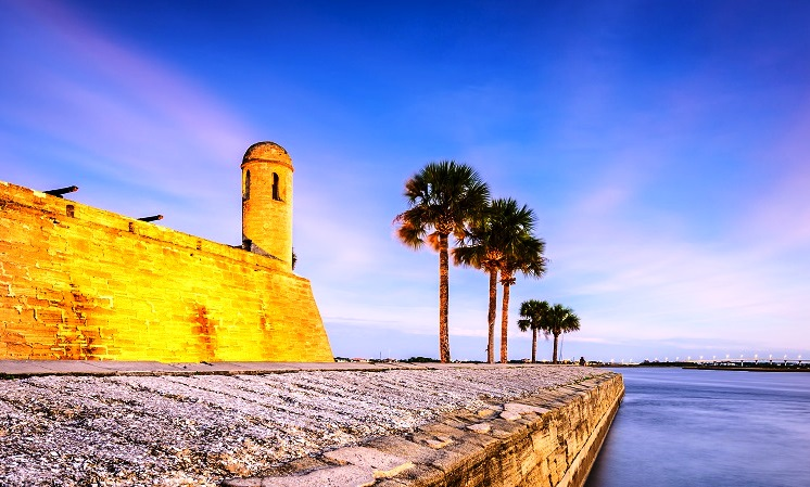 St. Augustine, Florida Group Tours