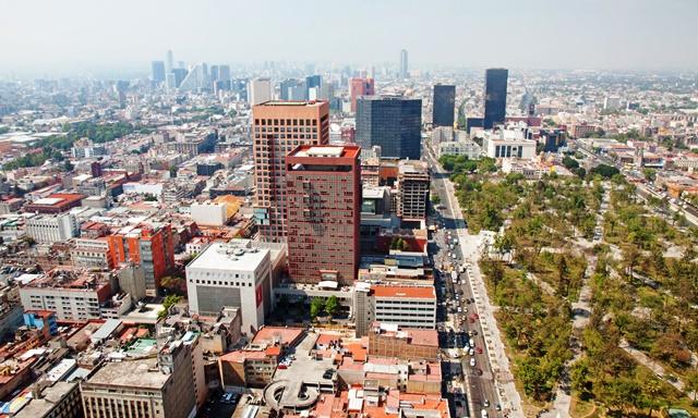 Mexico City Pixabay Public Domain