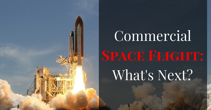 Commercial Space Flight What S Next Group Tours