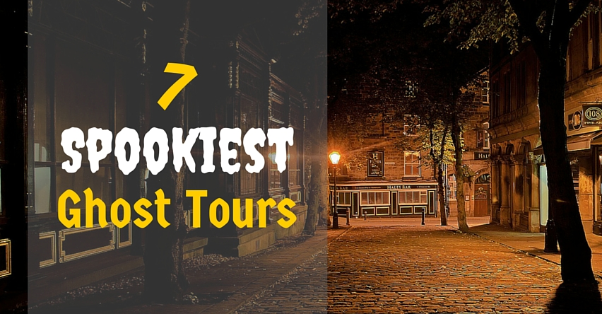 7 Spookiest Ghost Tours