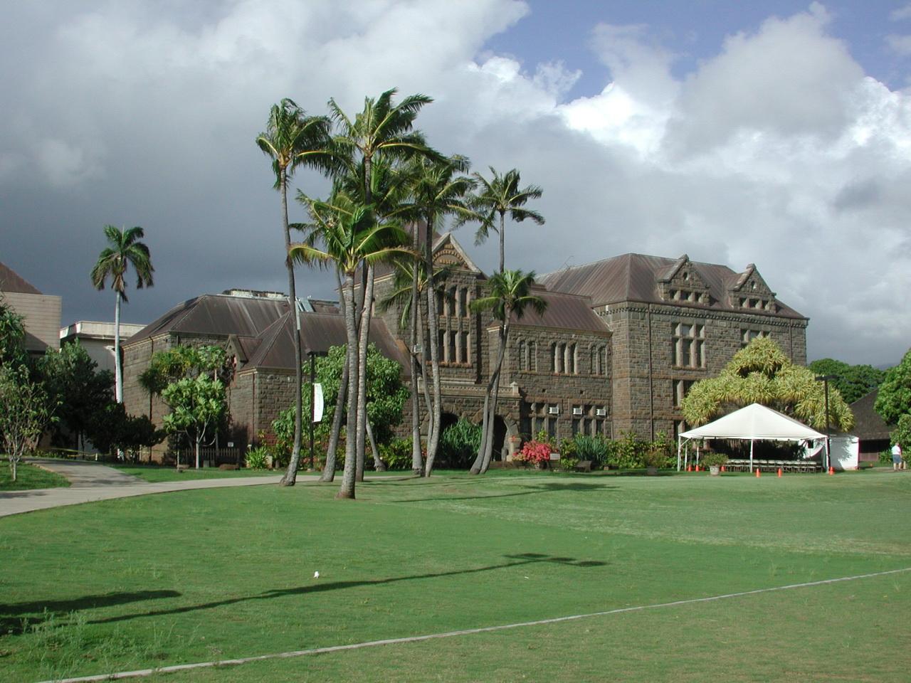 Bishop Museum Hawaii Group Tours