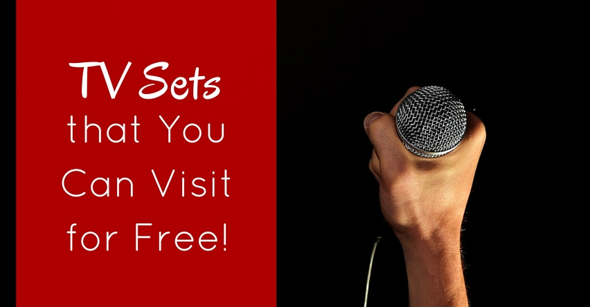 TV Sets that You Can Visit for Free!
