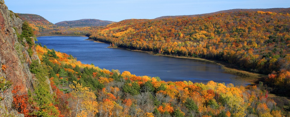 Porcupine Mountain State Park