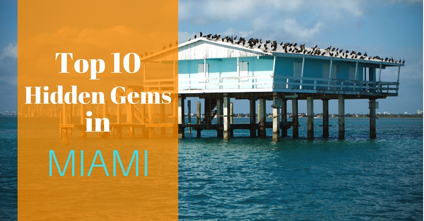 Top 10 Hidden Gems In Miami Group Tours