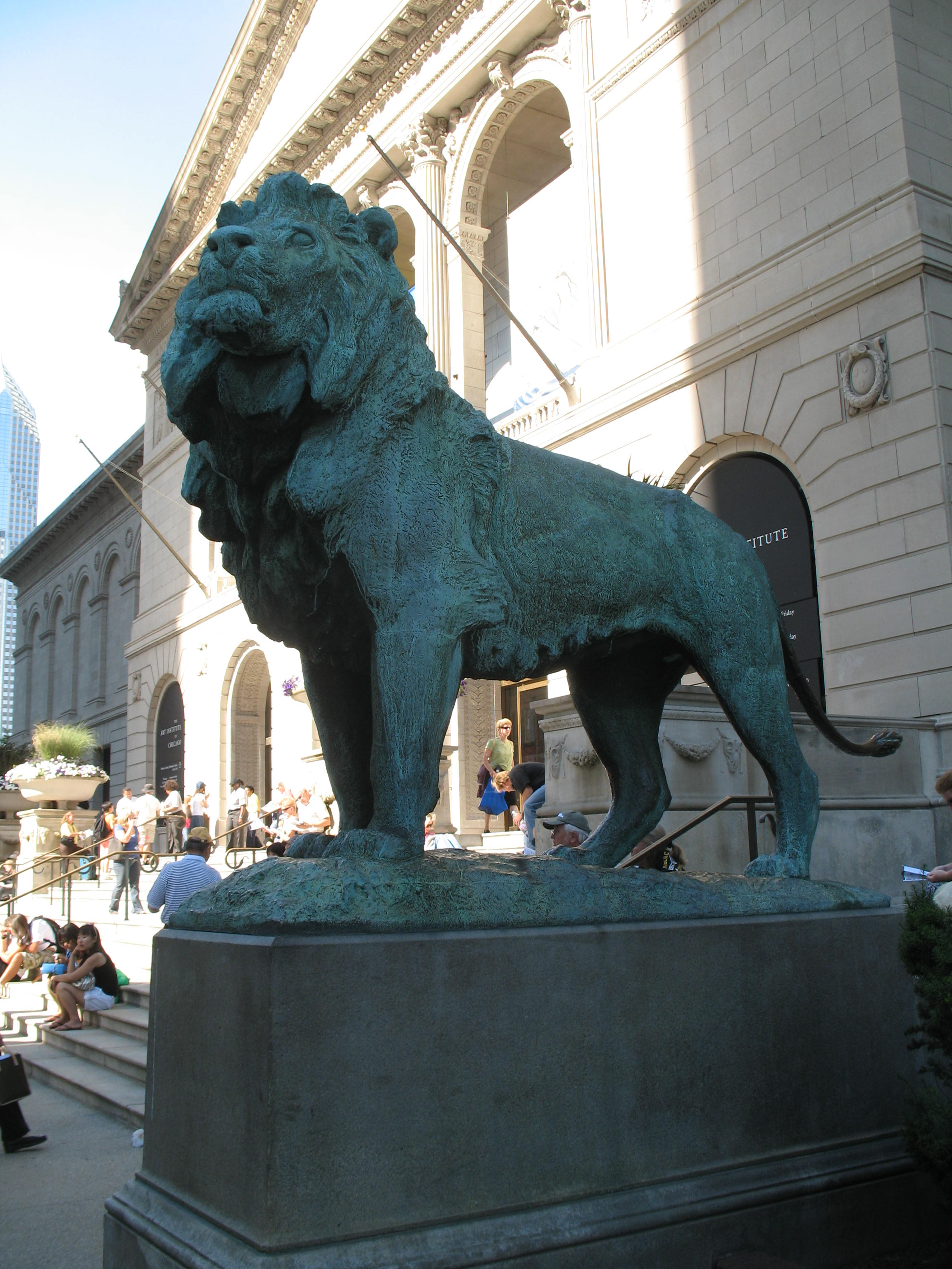 20070621_Art_Institute_of_Chicago_South_Lion