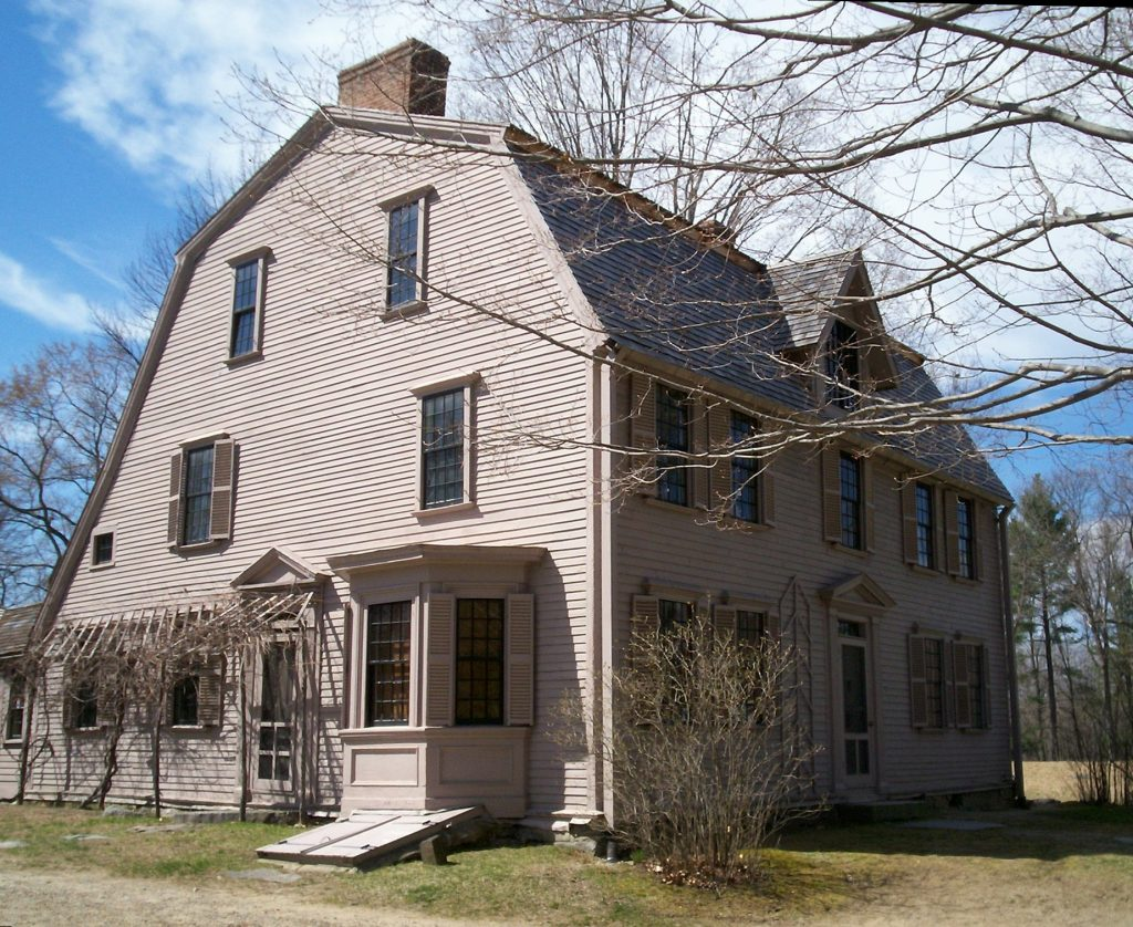 Old_Manse_from_side