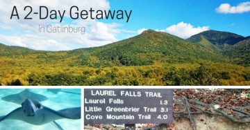 A 2-Day Getaway in Gatlinburg
