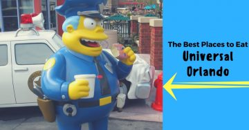 The Best Places to Eat At Universal Orlando