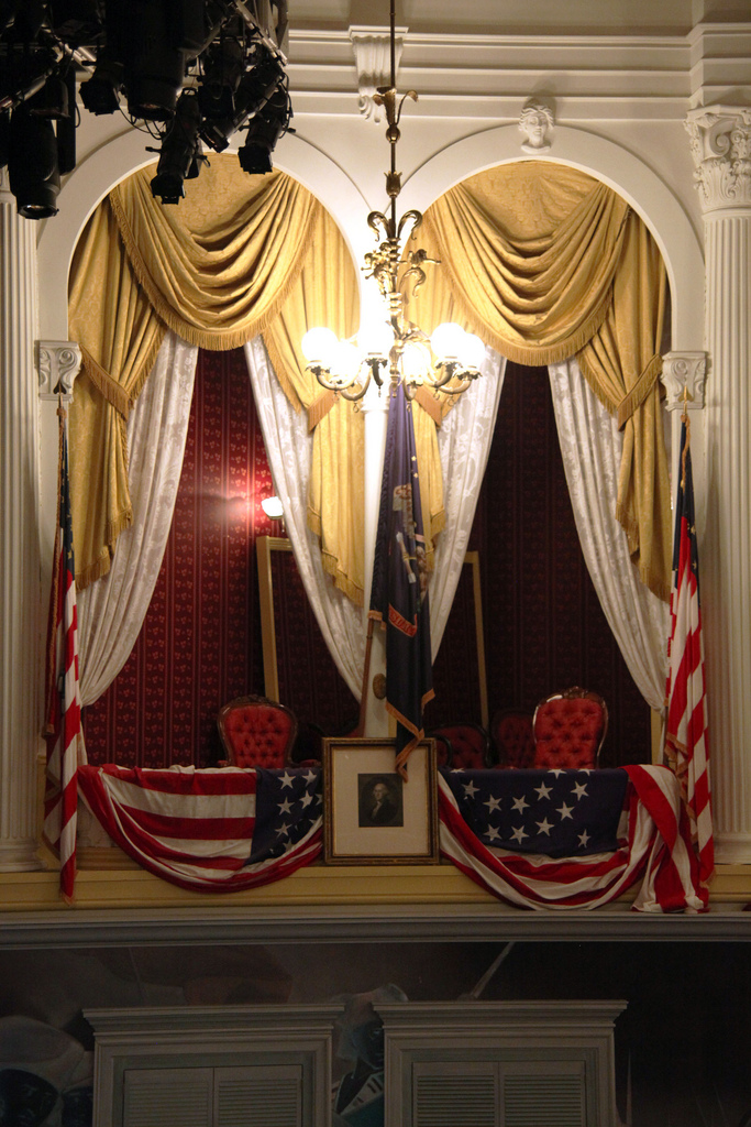 Ford Theatre Group Tours