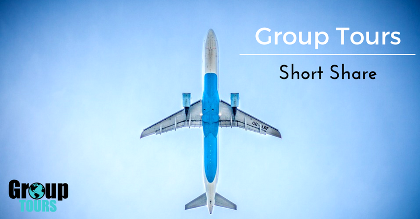 Short Share: Visited States Map | Group Tours on