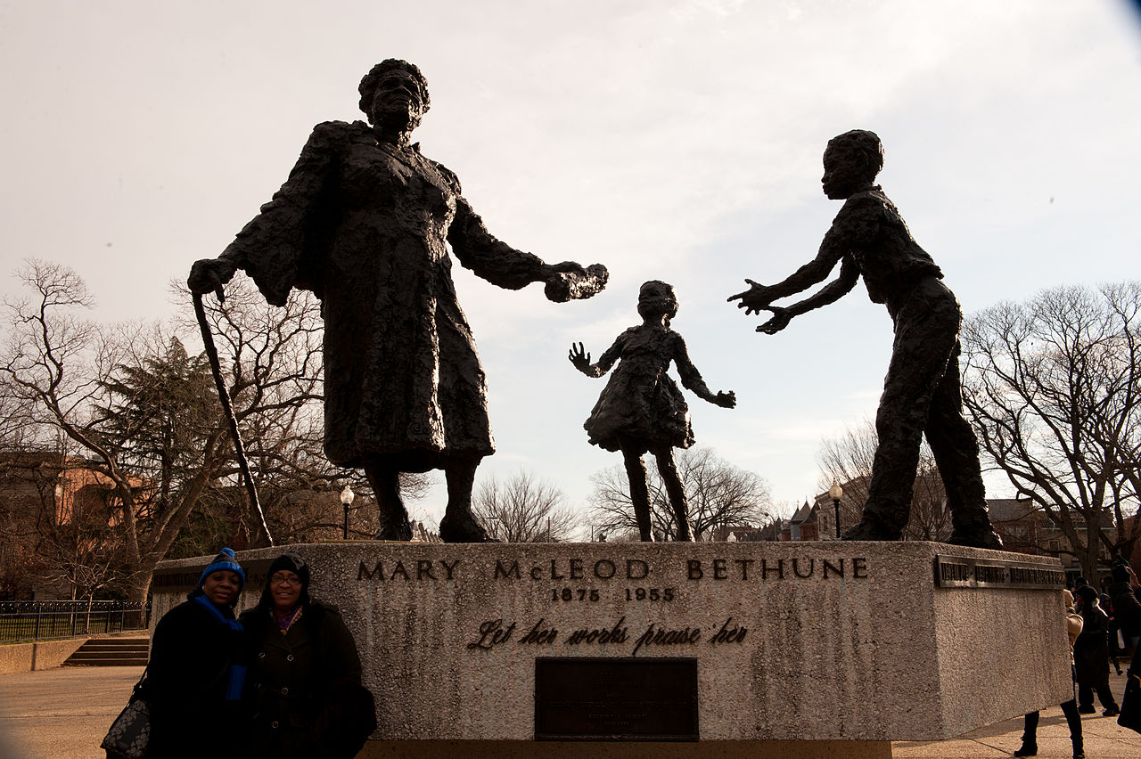 Mary McLeod Bethune Statue Group Tours