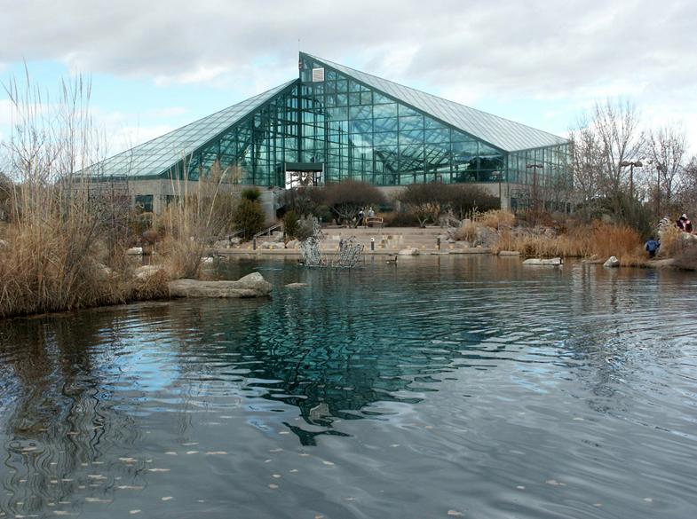 Botanical Gardens at ABQ