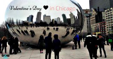 Valentine's Day in Chicago