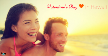 Valentine's Day in Hawaii