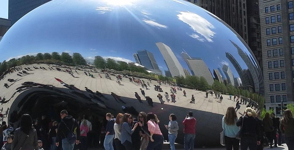 Chicago Group Travel Pixabay
