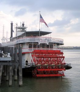 Steamboat Natchez photo by: Jared