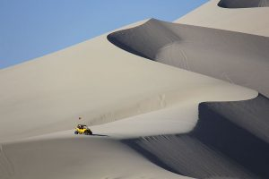 Sand Mountain. Image © Copyright David Crowley. Licensed under CC BY-SA 2.0