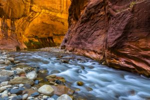 The Narrows photo by: n4rwhals