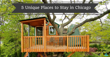 5 Unique Places to Stay in Chicago