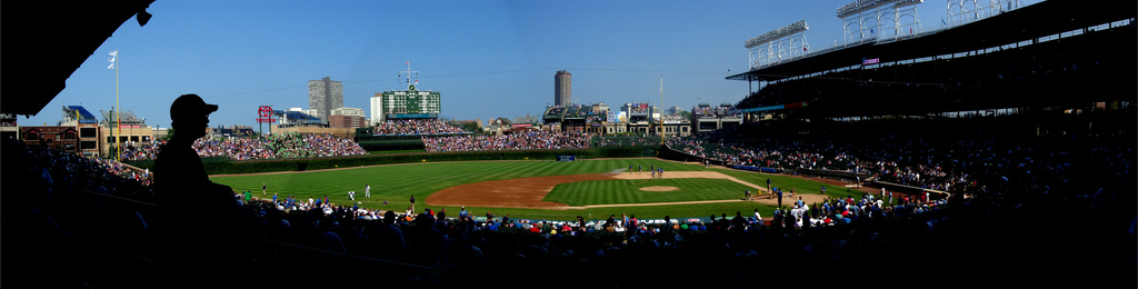 Wrigley Field AST Keith Cooper