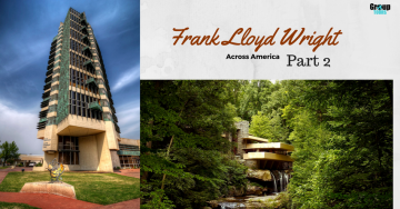 Frank Lloyd Wright Across America: Part 2