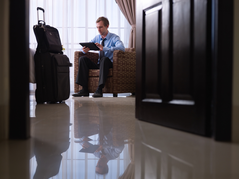 Business Travel - Luggage