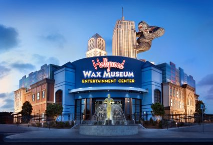 Hollywood Wax Museum Wikicommons